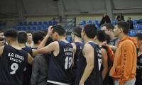 Α' ΕΣΚΑ Παίδων: Αρης Πετρούπολης - Ενωση Ιλίου 68-72